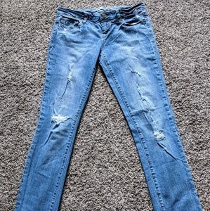 American Eagle Distressed Jeans Size 8